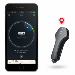 ZUS Connected Car App Suite and 2x Speed Dual USB Device Charger
