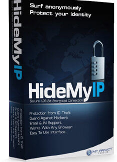 Hide My PC and IP to Enjoy Private Web Surfing