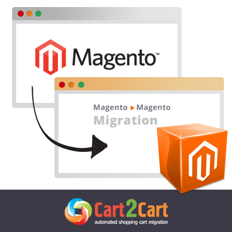 Cart2Cart Magento to Magento Migration
