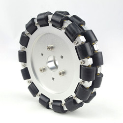152mm Double Aluminum Omni Wheel Basic