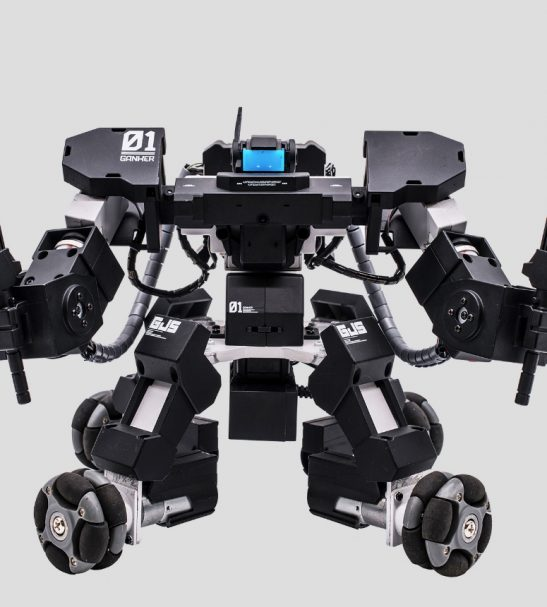 Ganker Oz Robotics Technology Marketplace