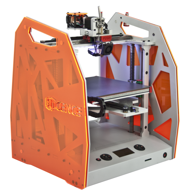 3D Printer Gives You The Freedom To Materialize Your Projects And Ideas