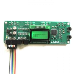 Advanced Auto-Calibrating Line Sensor