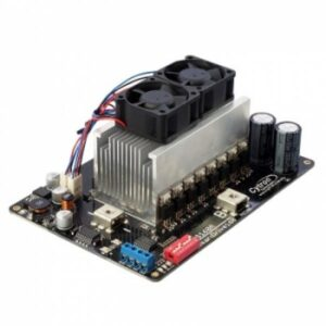 SmartDrive160 designed to drive high power brushed DC motor with current capacity up to 160A