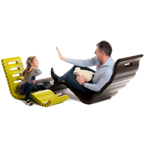 SPYNTEX Family Set - Insanely Versatile Furniture with Intelligent Design for Modern Living