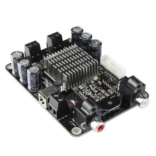 2 x 50W Class D Bluetooth Audio Amplifier Board