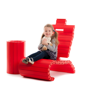 SPYNTEX Kids Set - Insanely Versatile Furniture with Intelligent Design for Modern Living